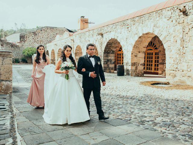 La boda de Israel y Samantha en Huasca de Ocampo, Hidalgo 25