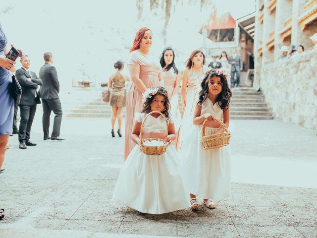 La boda de Israel y Samantha en Huasca de Ocampo, Hidalgo 26