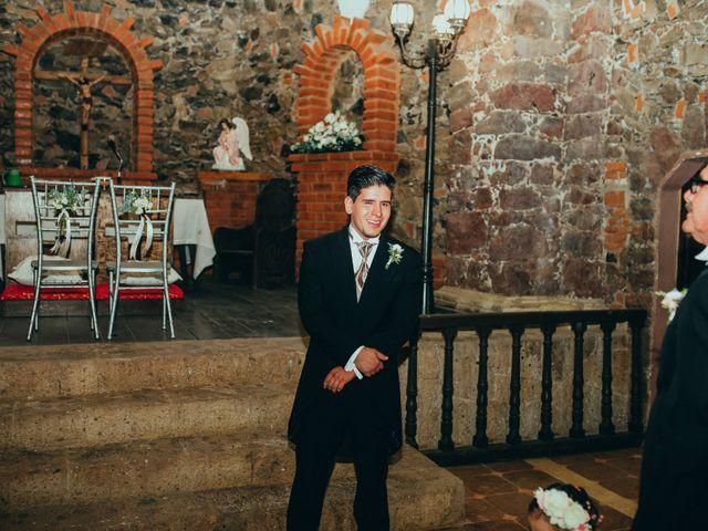 La boda de Israel y Samantha en Huasca de Ocampo, Hidalgo 27