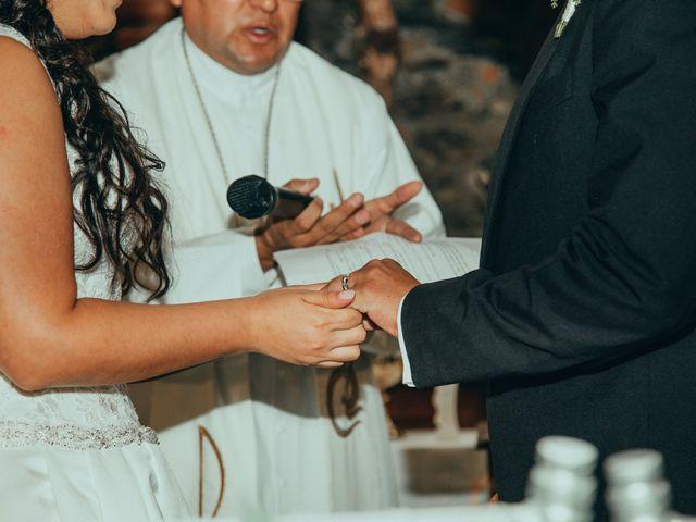 La boda de Israel y Samantha en Huasca de Ocampo, Hidalgo 30