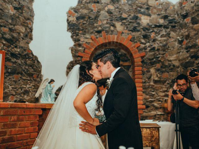 La boda de Israel y Samantha en Huasca de Ocampo, Hidalgo 31