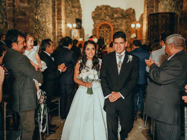 La boda de Israel y Samantha en Huasca de Ocampo, Hidalgo 33