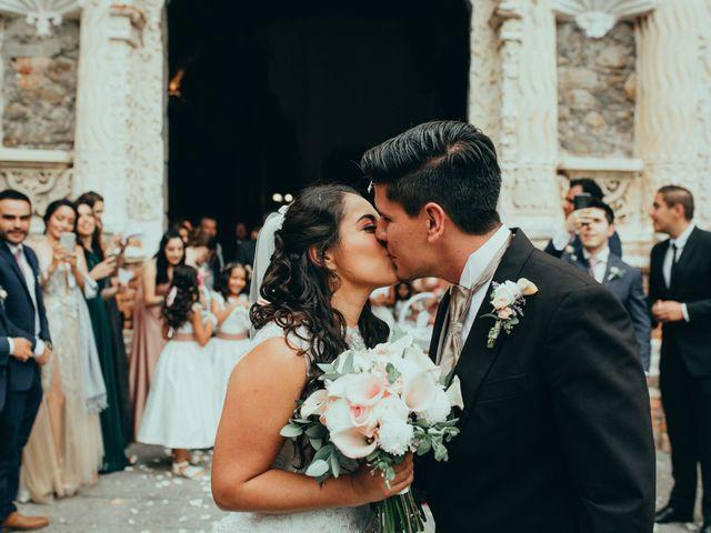La boda de Israel y Samantha en Huasca de Ocampo, Hidalgo 34