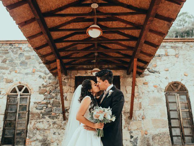 La boda de Israel y Samantha en Huasca de Ocampo, Hidalgo 1
