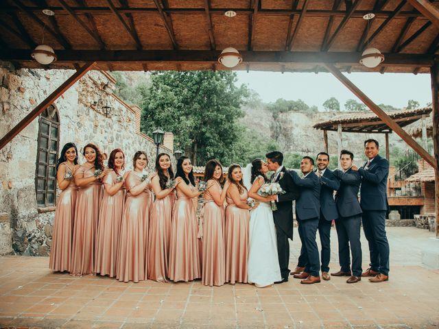 La boda de Israel y Samantha en Huasca de Ocampo, Hidalgo 36