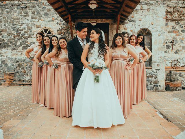 La boda de Israel y Samantha en Huasca de Ocampo, Hidalgo 2