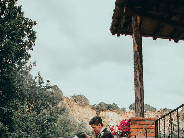 La boda de Israel y Samantha en Huasca de Ocampo, Hidalgo 37