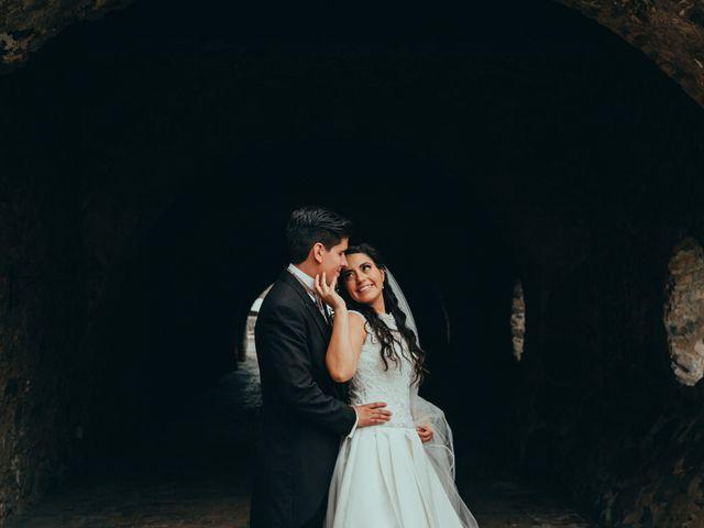 La boda de Israel y Samantha en Huasca de Ocampo, Hidalgo 39