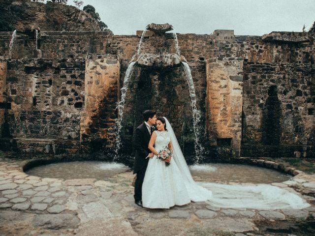 La boda de Samantha y Israel