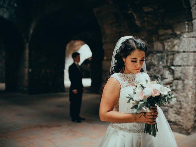 La boda de Israel y Samantha en Huasca de Ocampo, Hidalgo 44