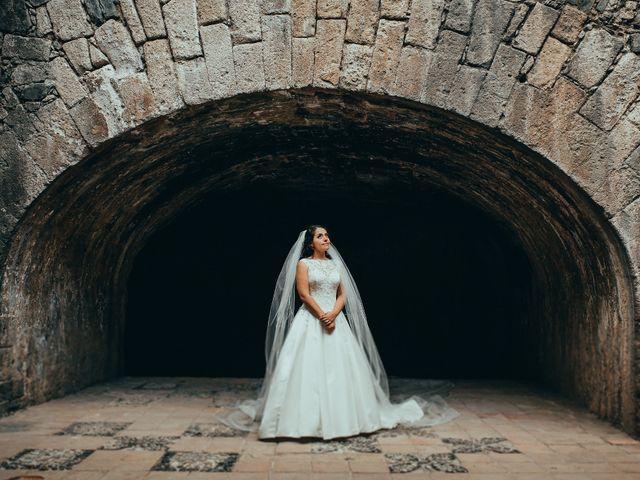 La boda de Israel y Samantha en Huasca de Ocampo, Hidalgo 46