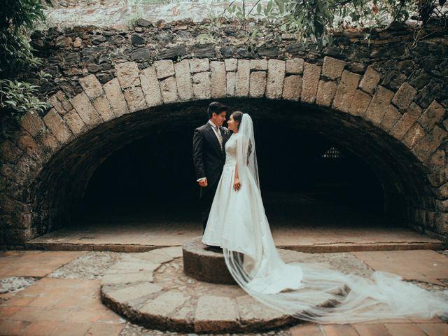La boda de Israel y Samantha en Huasca de Ocampo, Hidalgo 47