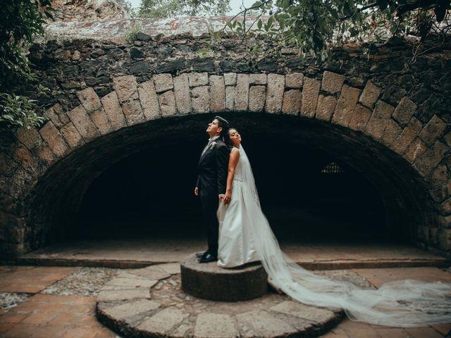 La boda de Israel y Samantha en Huasca de Ocampo, Hidalgo 48