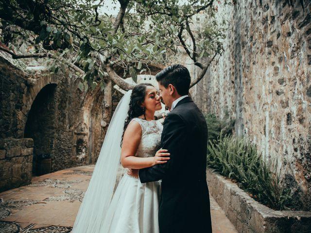 La boda de Israel y Samantha en Huasca de Ocampo, Hidalgo 49