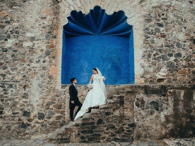 La boda de Israel y Samantha en Huasca de Ocampo, Hidalgo 50