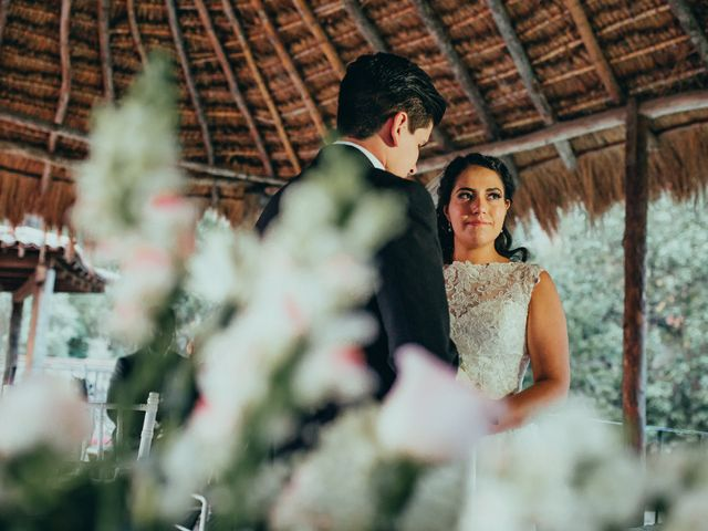 La boda de Israel y Samantha en Huasca de Ocampo, Hidalgo 53