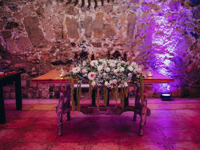 La boda de Israel y Samantha en Huasca de Ocampo, Hidalgo 56