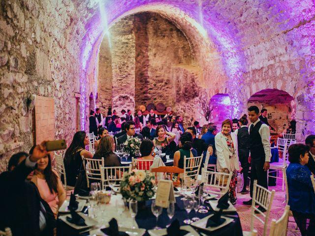 La boda de Israel y Samantha en Huasca de Ocampo, Hidalgo 61