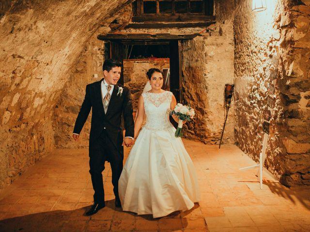 La boda de Israel y Samantha en Huasca de Ocampo, Hidalgo 62