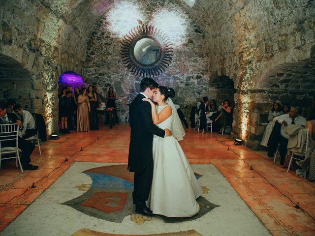 La boda de Israel y Samantha en Huasca de Ocampo, Hidalgo 64