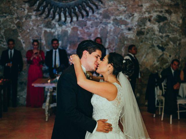 La boda de Israel y Samantha en Huasca de Ocampo, Hidalgo 66