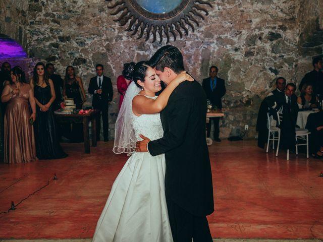La boda de Israel y Samantha en Huasca de Ocampo, Hidalgo 68