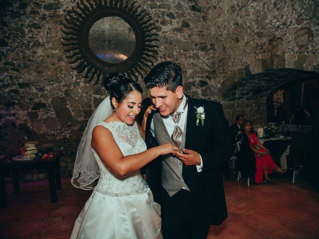 La boda de Israel y Samantha en Huasca de Ocampo, Hidalgo 71