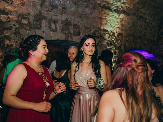 La boda de Israel y Samantha en Huasca de Ocampo, Hidalgo 72