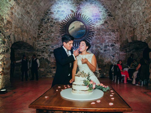 La boda de Israel y Samantha en Huasca de Ocampo, Hidalgo 73