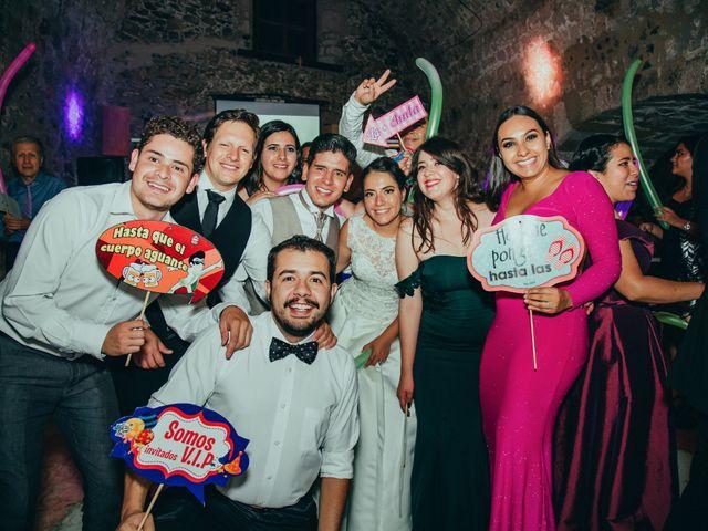 La boda de Israel y Samantha en Huasca de Ocampo, Hidalgo 74
