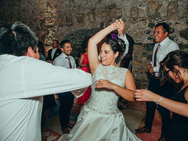 La boda de Israel y Samantha en Huasca de Ocampo, Hidalgo 75