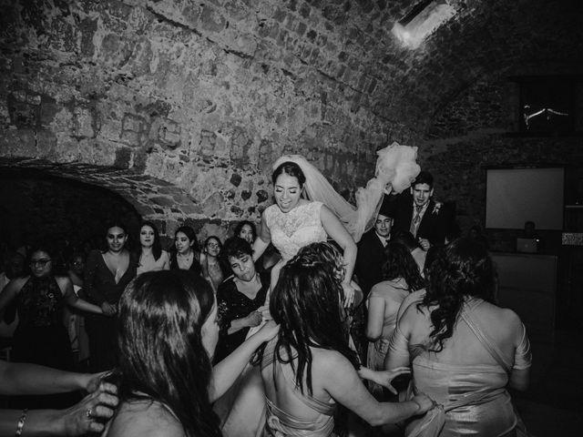 La boda de Israel y Samantha en Huasca de Ocampo, Hidalgo 78