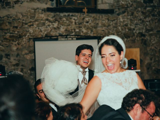 La boda de Israel y Samantha en Huasca de Ocampo, Hidalgo 80
