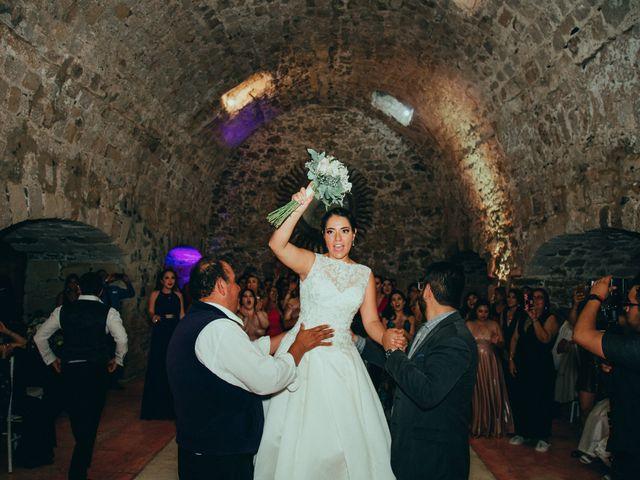 La boda de Israel y Samantha en Huasca de Ocampo, Hidalgo 84