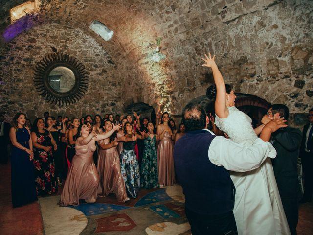 La boda de Israel y Samantha en Huasca de Ocampo, Hidalgo 85