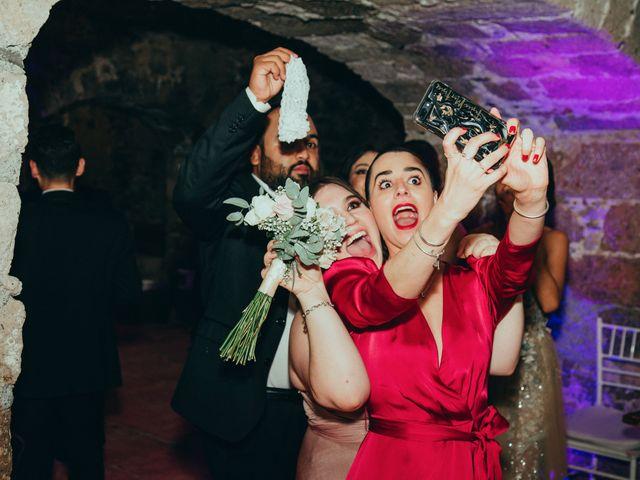 La boda de Israel y Samantha en Huasca de Ocampo, Hidalgo 87