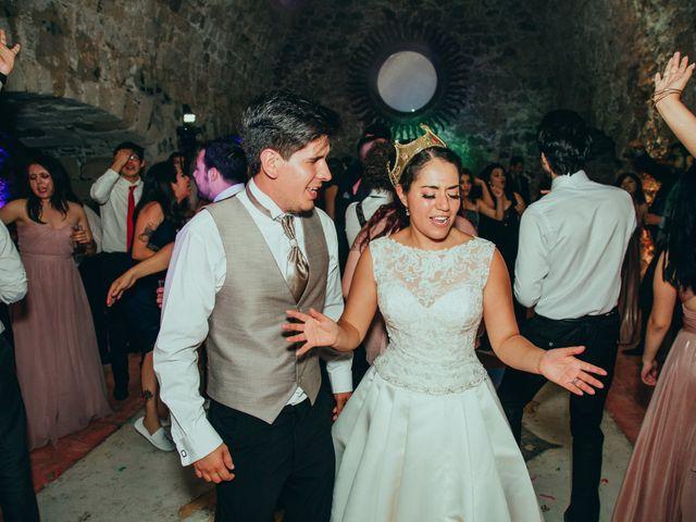 La boda de Israel y Samantha en Huasca de Ocampo, Hidalgo 88
