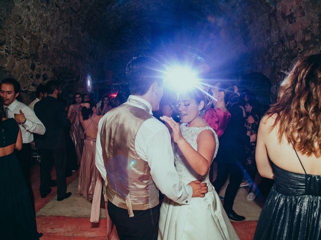 La boda de Israel y Samantha en Huasca de Ocampo, Hidalgo 89