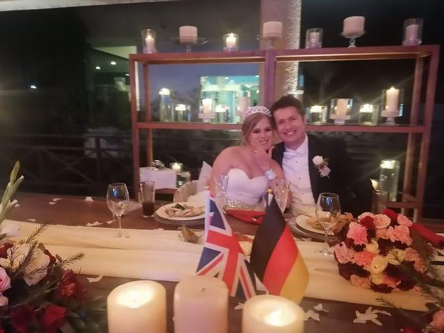 La boda de Jonathan y Esther