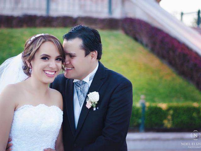 La boda de Kenya y Salvador