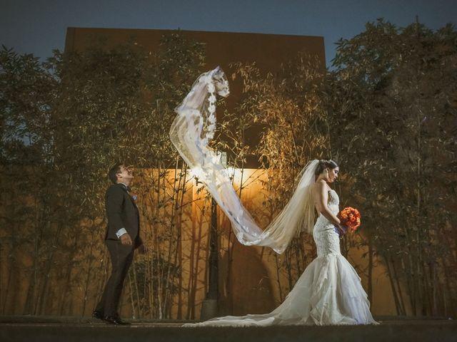 La boda de Viridiana y Julio