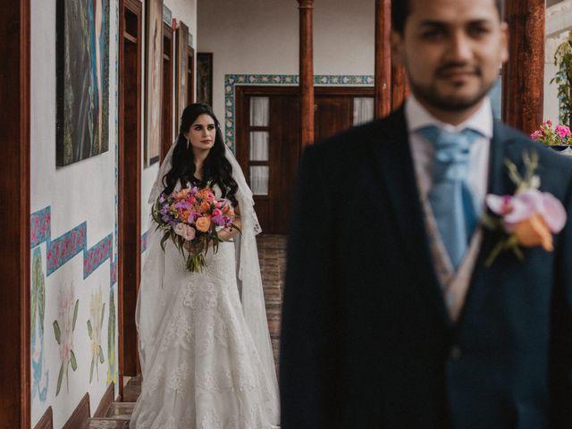 La boda de Fabián y Xareny en Comitán de Domínguez, Chiapas 4
