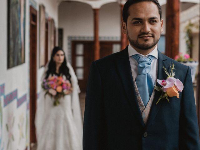 La boda de Fabián y Xareny en Comitán de Domínguez, Chiapas 5