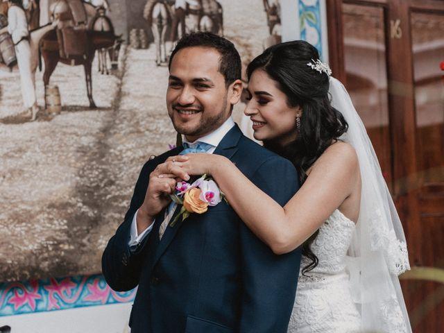 La boda de Fabián y Xareny en Comitán de Domínguez, Chiapas 6