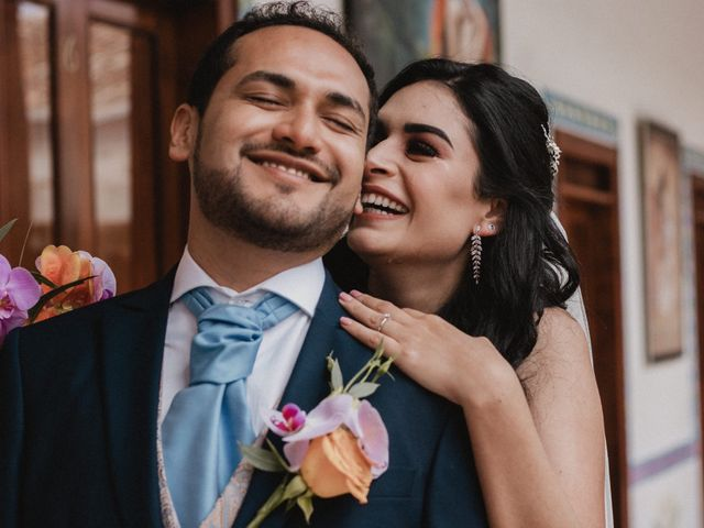 La boda de Fabián y Xareny en Comitán de Domínguez, Chiapas 8