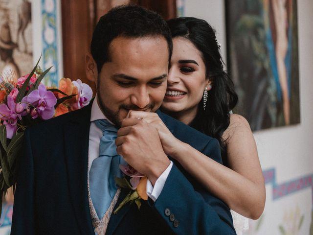 La boda de Fabián y Xareny en Comitán de Domínguez, Chiapas 9