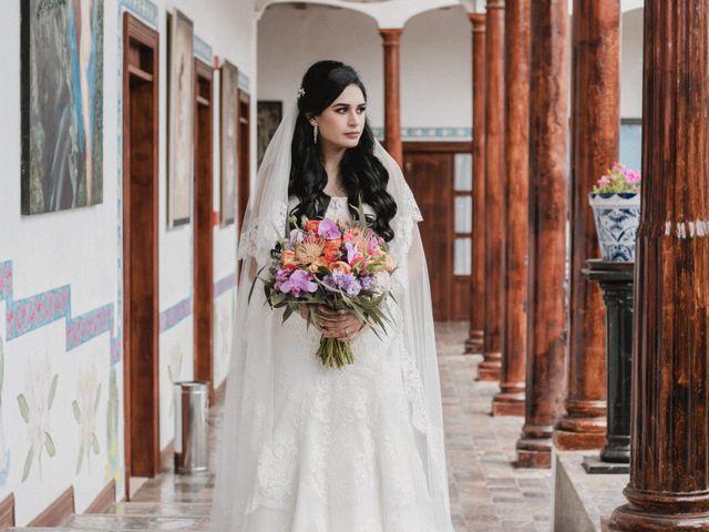 La boda de Fabián y Xareny en Comitán de Domínguez, Chiapas 11