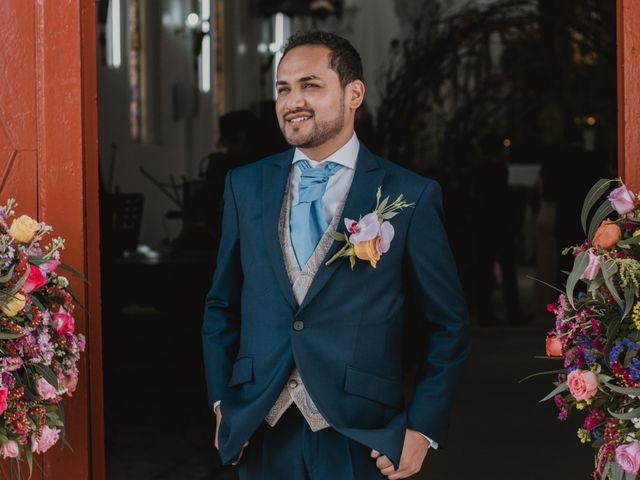 La boda de Fabián y Xareny en Comitán de Domínguez, Chiapas 12