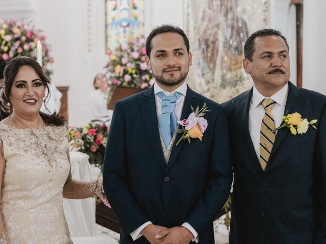 La boda de Fabián y Xareny en Comitán de Domínguez, Chiapas 14
