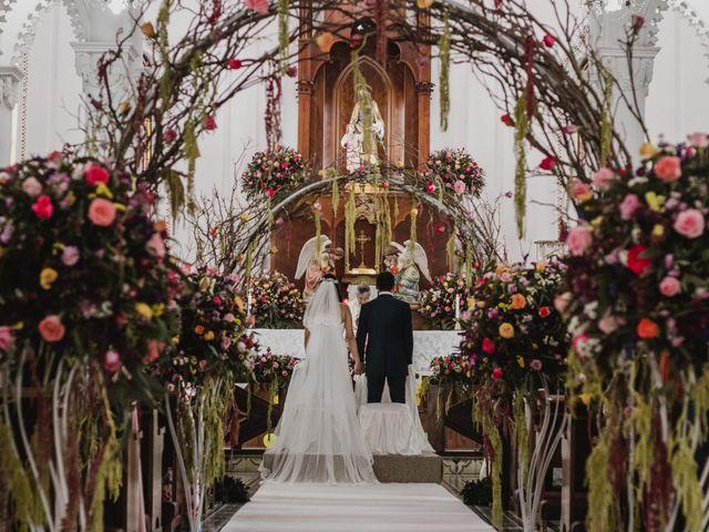 La boda de Fabián y Xareny en Comitán de Domínguez, Chiapas 15